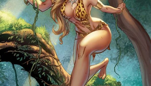 September 13th Dynamite Previews: Sheena: Queen of the Jungle #1 and More