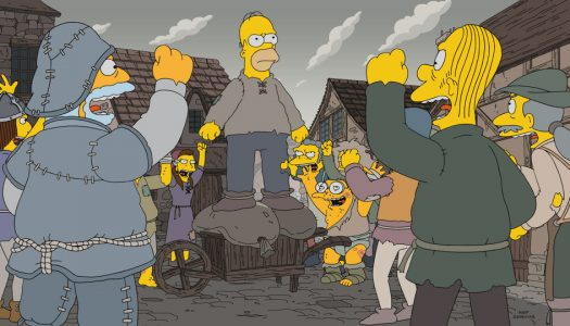 """The Simpsons S29E01 """"The Serfsons"""" (6 Pictures)"""