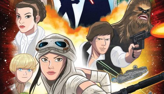 September 6th IDW Previews: Star Wars Adventures #1 and More