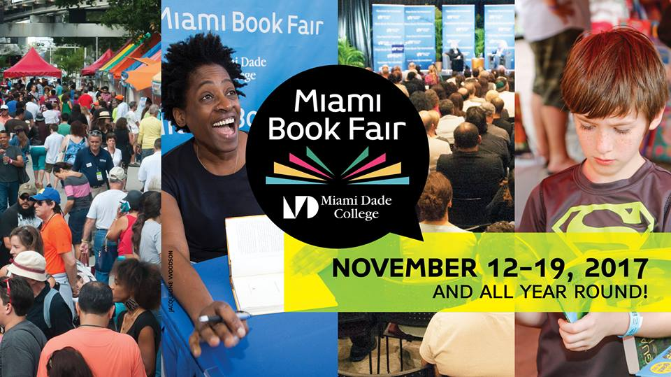 Miami Book Fair 2017
