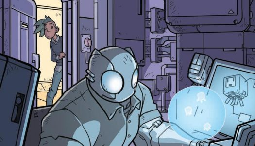 November 1st IDW Previews: Atomic Robo and the Spectre of Tomorrow #1 and More