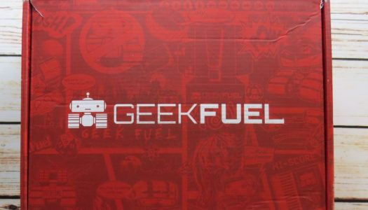 Geek Fuel September 2017 (review, spoilers)