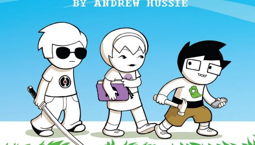 Viz Media Announces Print Release for Webcomic Homestruck