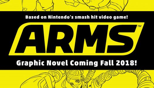 Dark Horse Announces Graphic Novel Adaptations of Nintendo's Arms