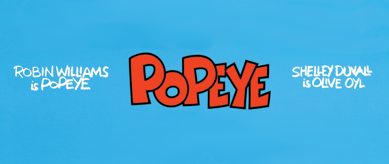 Popeye Soundtrack