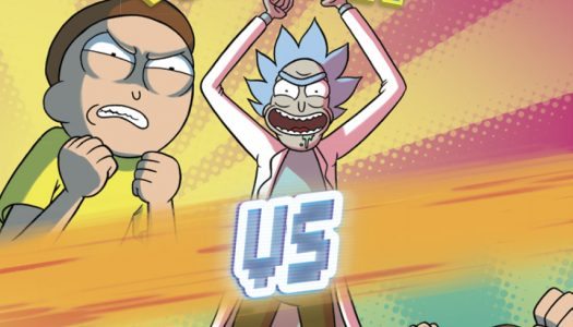 October 18th Oni Previews: Rick and Morty: Pocket Like You Stole It #4 and More
