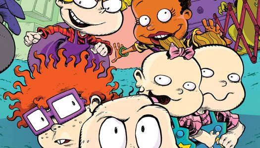 October 18th BOOM! Previews: Rugrats #1, Steven Universe Volume 1: Warp Tour, and More
