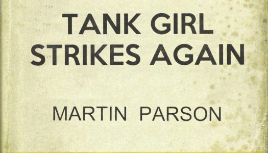 October 25th Titan Previews: Tank Girl: The Wonderful World of Tank Girl #1 and More