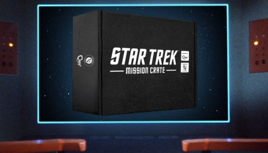 "Loot Crate Reveals Spoiler for Star Trek Mission Crate ""Wolf 359"""