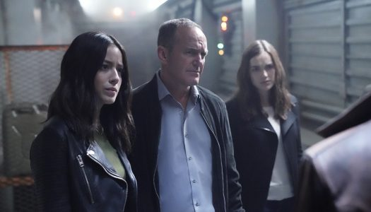 "Marvel's Agents of Shield S5E01/02 ""Orientation"" (12 Pictures)"