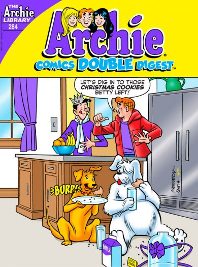 Archie Comics Double Digest 284