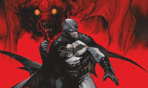 Comic Review: Batman Lost #1 (Dark Nights: Metal)