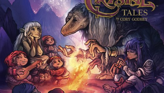 Comic Review: The Dark Crystal Tales