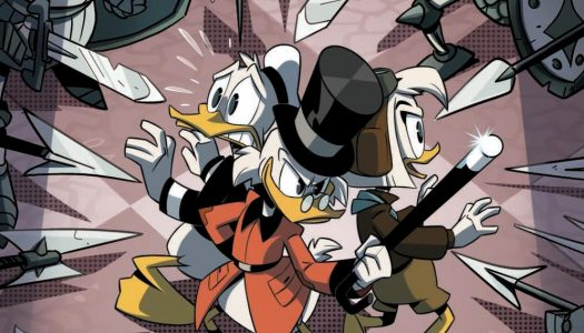November 22nd IDW Previews: Clue #6, DuckTales #3, and More