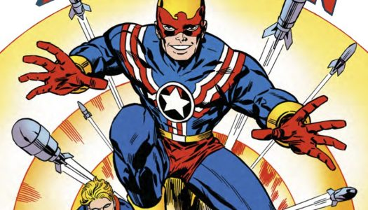 Fighting American #2 Advance Preview