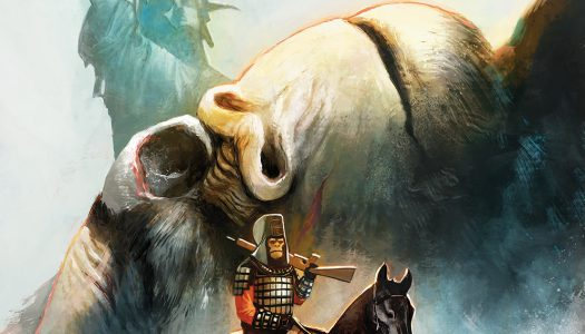 November 8th BOOM! Previews: Kong on the Planet of the Apes #1 and More