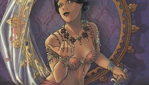Mata Hari #1 Advance Preview Revealed by Berger Books