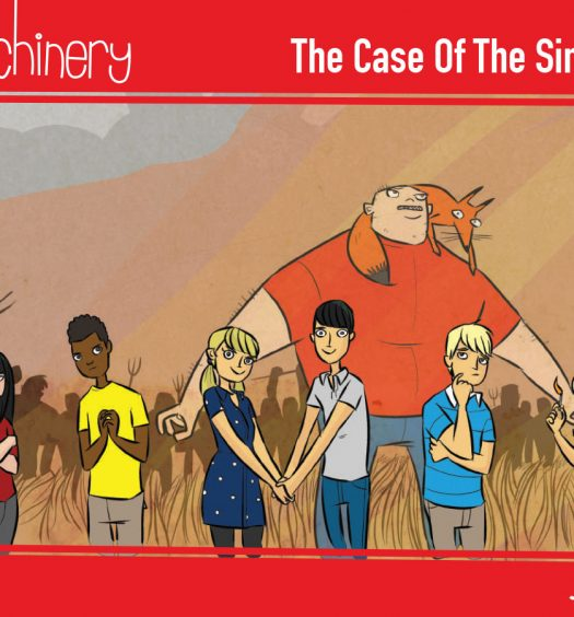 Bad Machinery Volume 3