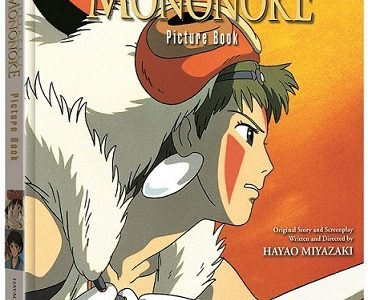 Castle in the Sky and Princess Mononoke Picture Books Coming December 5th