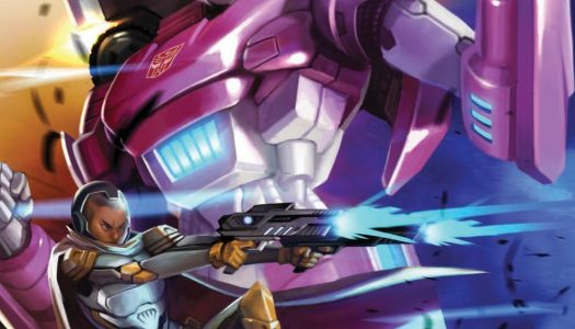 November 8th IDW Previews: Transformers: First Strike #1, and More