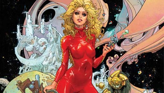 December 6th Dynamite Previews: Barbarella #1, Red Sonja #11, and More