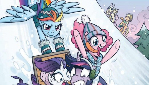 December 13th IDW Previews: DuckTales #4, My Little Pony Holiday Special 2017, and More