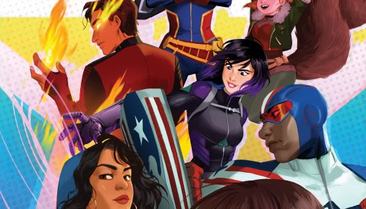 Marvel Rising Animation Franchise to Begin With Spider-Gwen Shorts in 2018