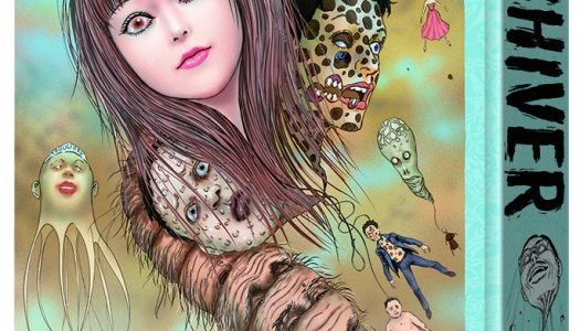 Shiver: Junji Ito Selected Stories Arrives From Viz Media On December 19th