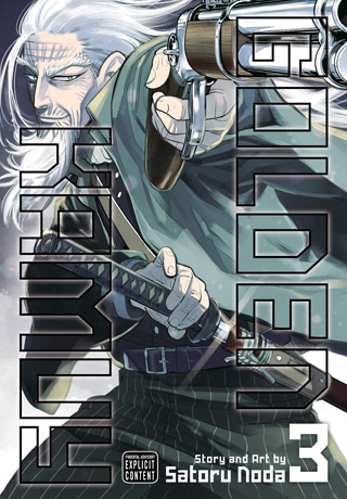 Golden Kamuy Volume 3