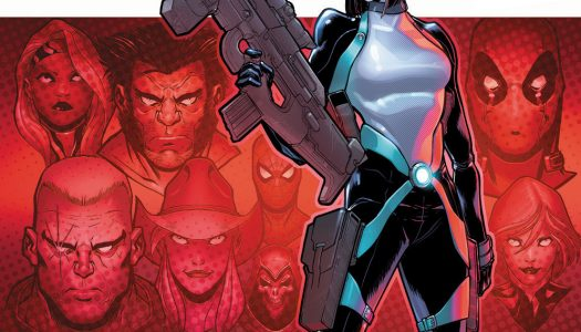 David Baldeon Joins Gail Simone on Marvel's Domino