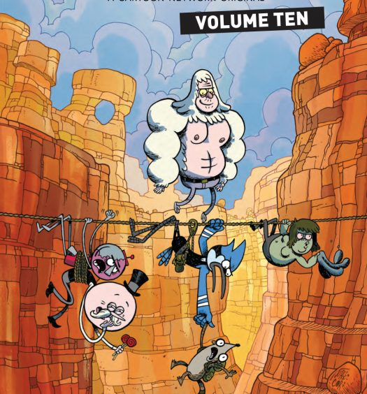 Regular Show Volume 10