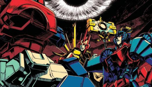 January 17th IDW Previews: Optimus Prime #15 and More