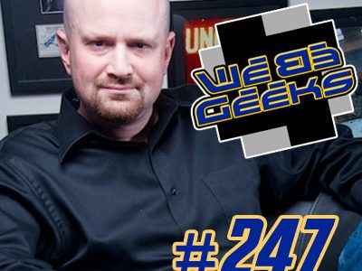 We Be Geeks 247: Toys, Toys, Toys With Brian Volk-Weiss