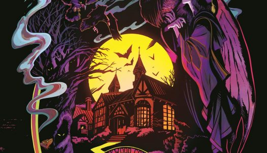Blackwood by Evan Dorkin and Veronica Fish Arrives From Dark Horse in May