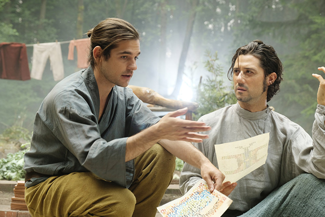 The Magicians: s03 e05 A Life in the Day